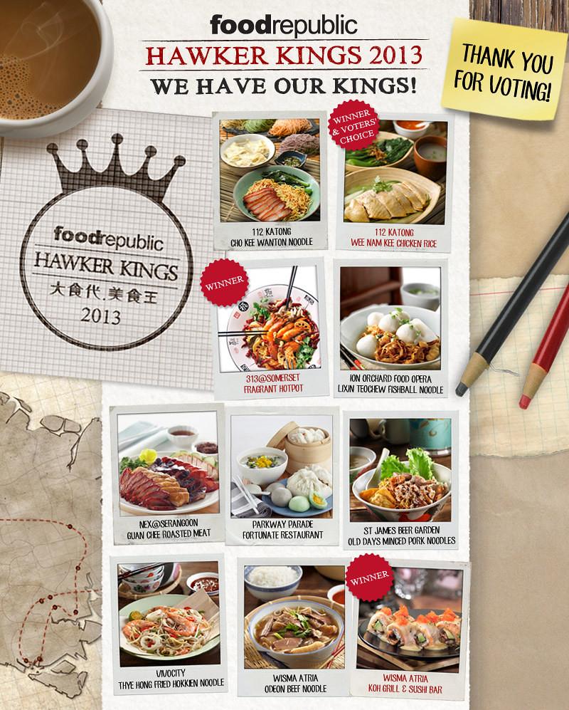 Food Republic Hawker Kings