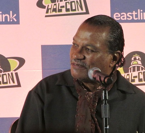 Billy Dee Williams' Q&A at Hal-Con 2013