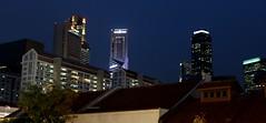 Singapore Skyline Chinatown Station #dailyshoot