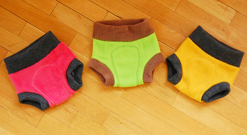 Fleece Soakers