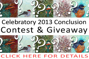 In Celebration of the conclusion of 2013 and the near completion of this year's Inspired Gratitudes Newsletter Series I am happy to offer this special contest giveaway http://www.colmitchell.com/newsletter.html by Col.Mitchell.art
