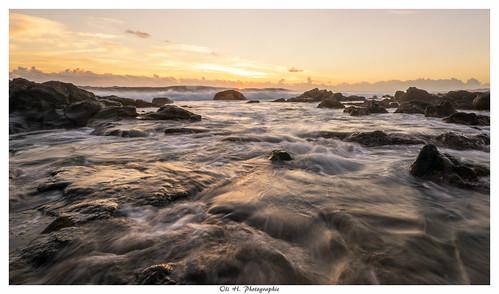 ocean sunset 6 mer seascape de la soleil sony indianocean coucher du vague réunion île nex reunionisland poselongue océanindien îledelaréunion 1018mm plagedegrandeanse sonynex6