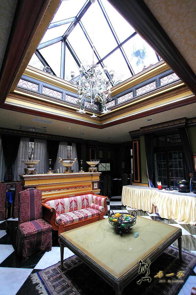 維吉諾餐廳|老英格蘭莊園民宿