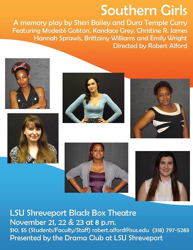 Southern Girls LSUS Nov 21 - 23