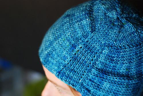 Unbroken hat!