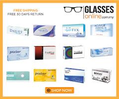 Glasses Online Banner