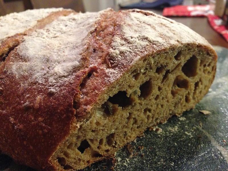 Sourdough Rye Bread