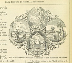 Image taken from page 26 of 'Easy Lessons in General Geography, with maps and illustrations, etc'