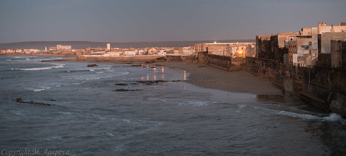 Essaouira.Atlantic coast