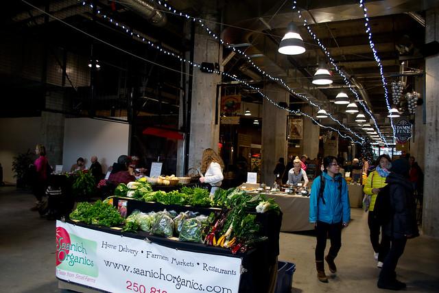 Victoria Public Market | Victoria, Canada