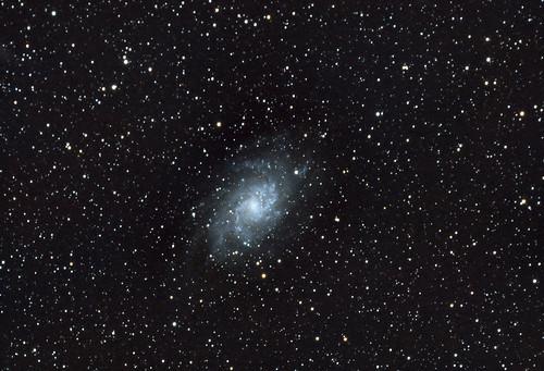 M33-Galaxia del Triángulo