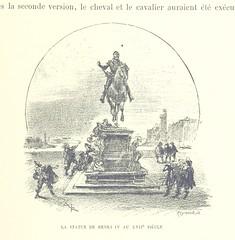 Image taken from page 383 of 'Paris de siècle en siècle. Le cœur de Paris, splendeurs et souvenirs. Texte, dessins et lithographes par A. Robida'