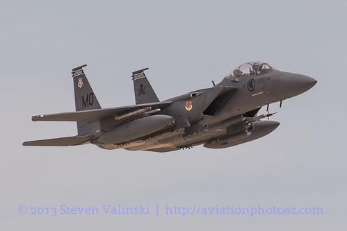 Boeing F-15SG Strike Eagle