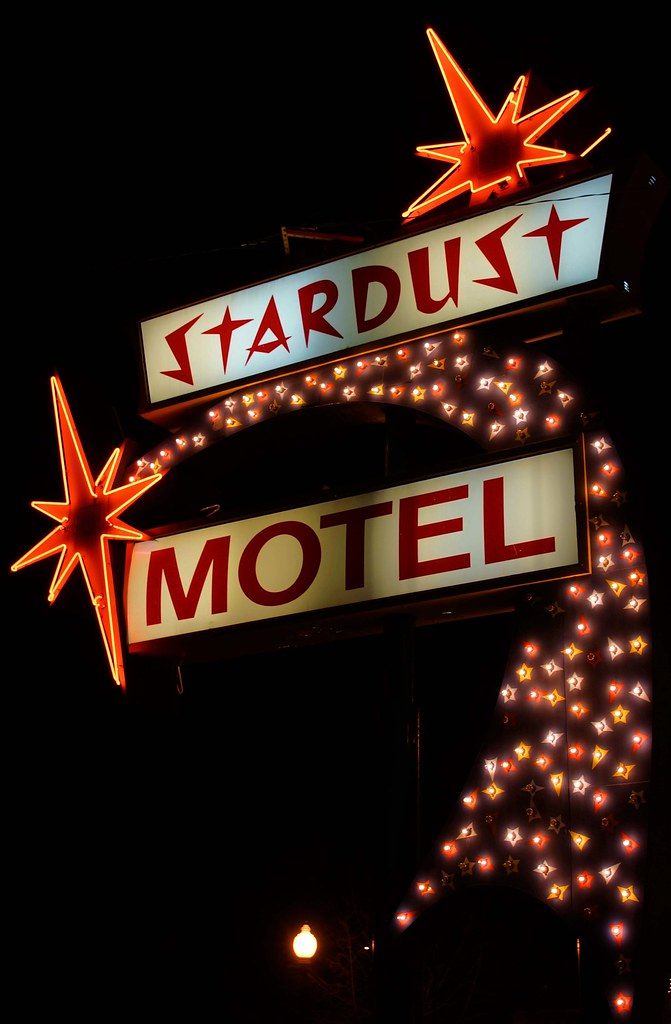 Stardust Motel - Wallace, Idaho U.S.A. - December 7, 2013