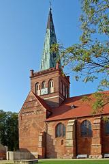 Bergen auf Rügen - Sankt-Marien-Kirche (1)