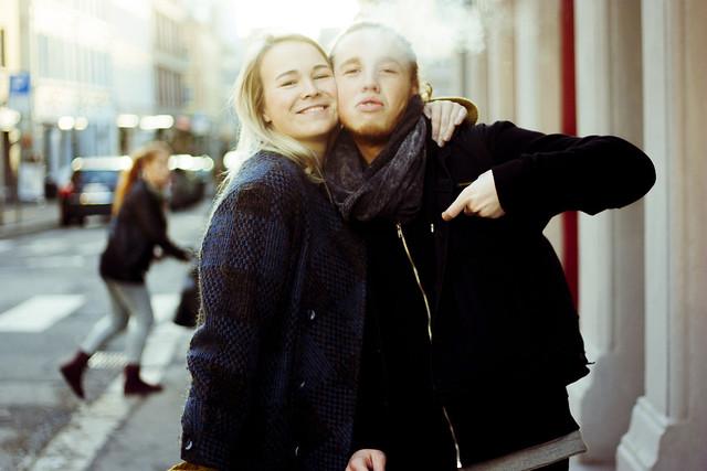 Regine and Nikolai