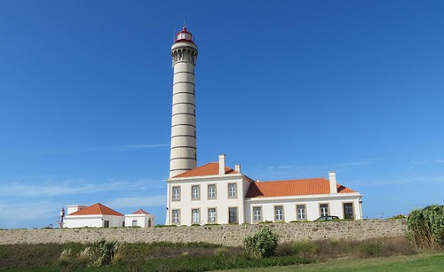 Boa Nova lighthouse, Leca De Palmeira, Portugal