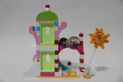 The LEGO Movie Cloud Cuckoo Palace (70803)
