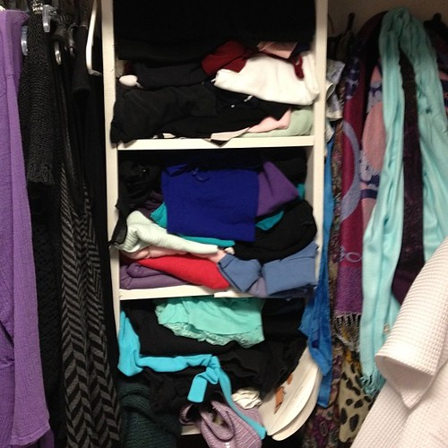 Closet Chaos #4