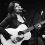 Rosanne Cash debuts songs from 'The River & The Thread' live for WFUV members. 1/13/14 Photo by Gus Philippas