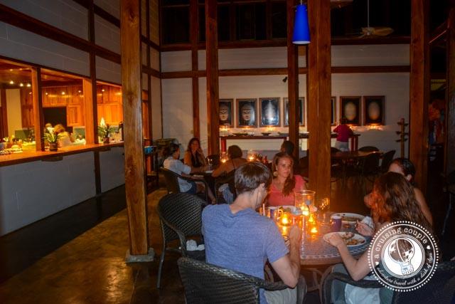 Blue Osa Dining Area 2