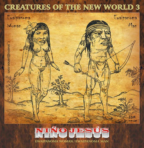 Creatures of the New World 3 (Criaturas del Nuevo Mundo 3) by Niño Jesús