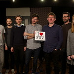 Los Campesinos! [Live in Studio A, 1.20.2014]
