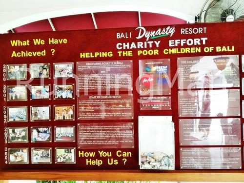 Dynasty Resort 10 - Charity Effort