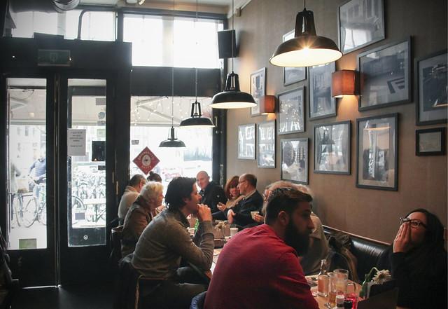 Cafe near Noordermarkt