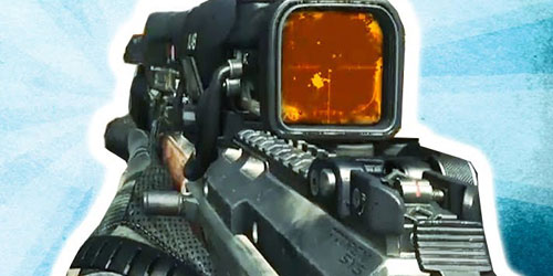Call of Duty: Ghosts fan Recreates Maverick A2 Sniper Rifle using 2,500 Lego pieces