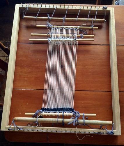 DIY Navajo Loom