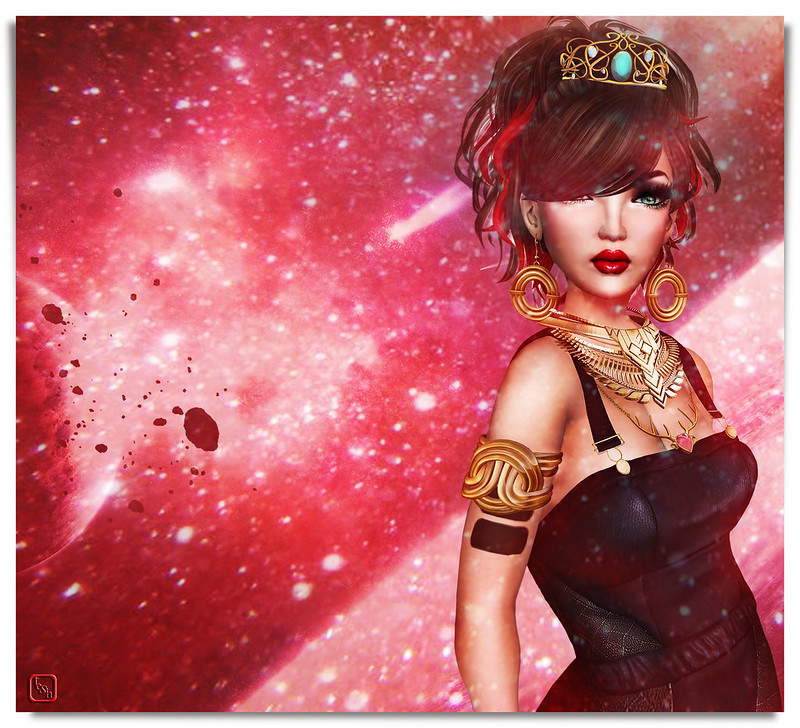 Asteroid Queen.