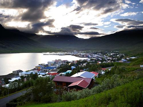 Eskifjordur - Eastern Fjords