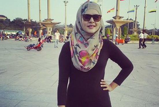 Sharifah Zarina