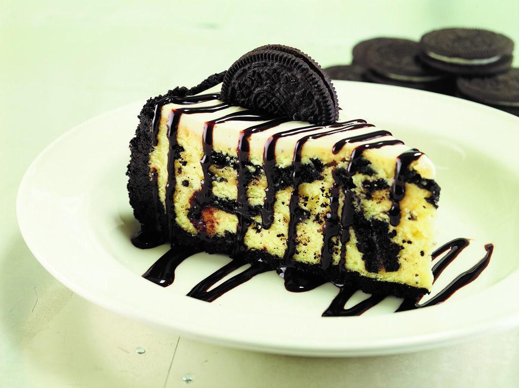 Oreo Cheesecake Hard Rock Cafe Copenhagen