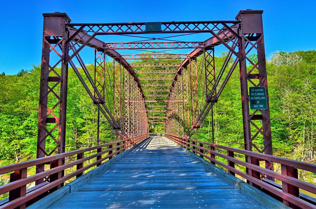Bardwell's Ferry Bridge - Conway, MA