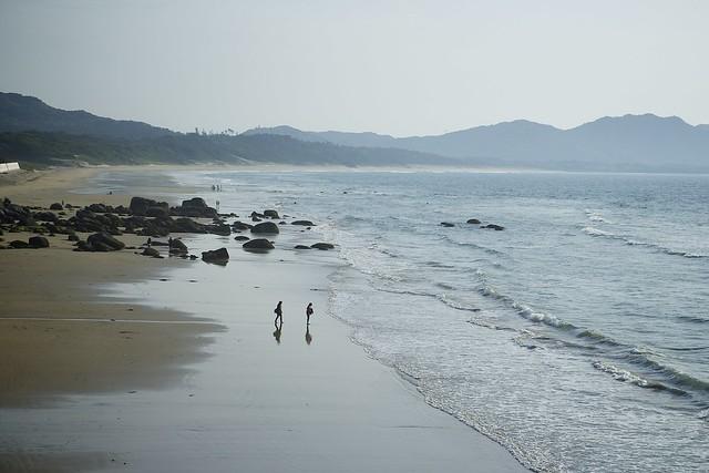 the beach, Canon EOS KISS X7, Tamron AF 17-50mm f/2.8 Di-II LD Aspherical