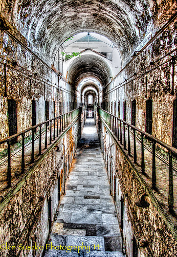 Eastern State Penitentiary -Perspective - Explored May 23, 2014