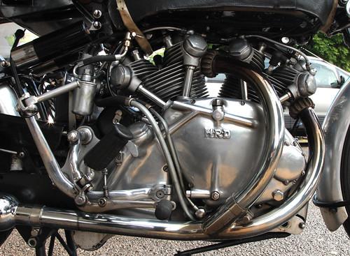 Vincent HRD Engine