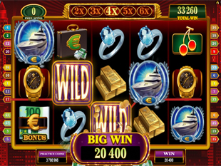 High Society Free Spins Big Win