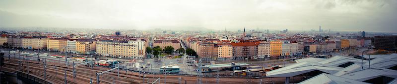panorama bahnorama wien opintomatka 2014