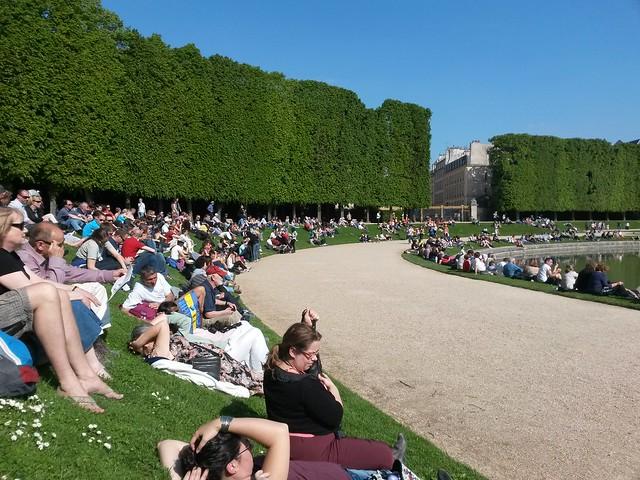 Water show - Versailles