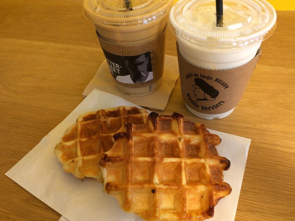 waffle vervier