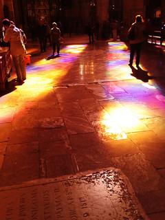 Billede af Palma Cathedral i nærheden af Palma de Mallorca. light españa luz spain gothic catedral rosette cantabria majorca palmademallorca rosewindow gótico rosetón catedraldepalma cathedralofpalma