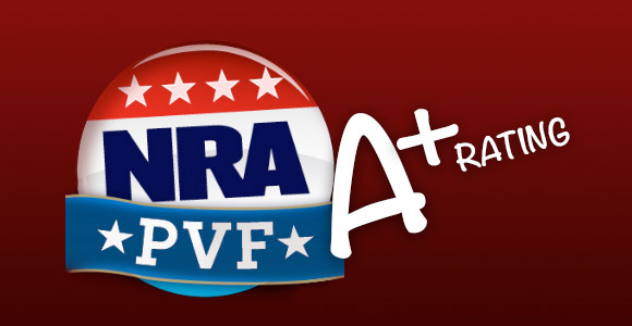 Kipke is NRA Endorsed and A+ Rated