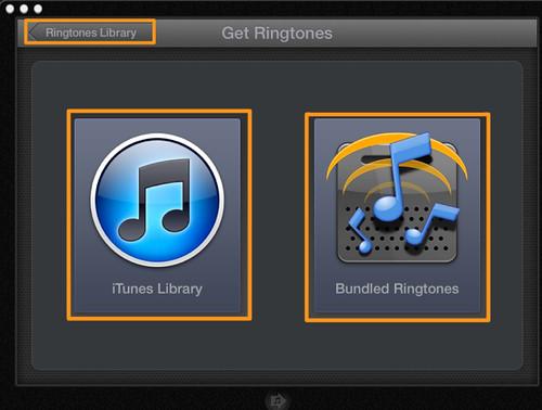 iToner-Get Ringtones