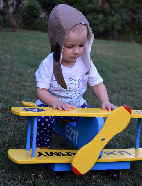 See Kate Sew Cozy Pilot Hat
