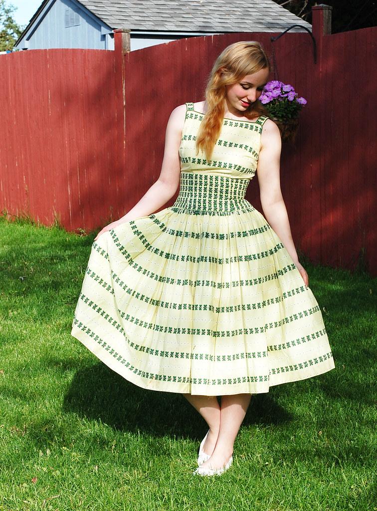 Honey Bee Dress