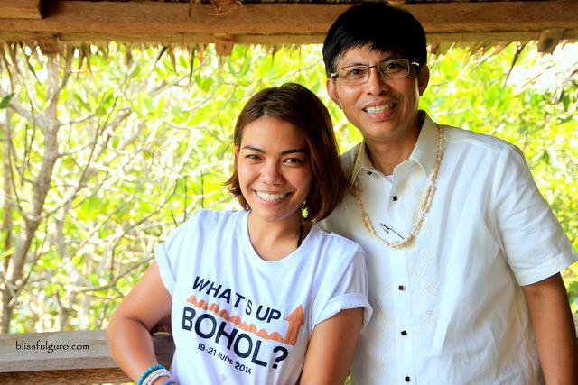 Anda Bohol Mayor Dodong Amper
