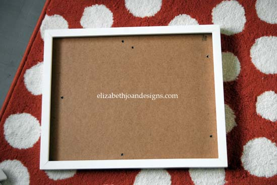 Land of Nod Inspired Memo Board 1